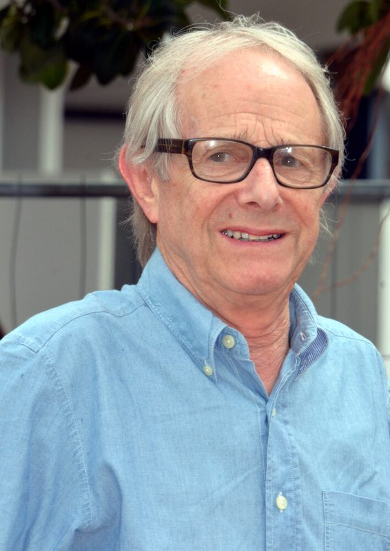Ken Loach à Cannes en 2016 (ph. Georges Biard) [CC BY-SA 3.0]