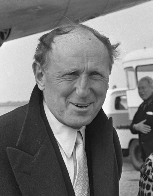 Bourvil en 1967 (ph Kroon, Ron / Anefo) [CC BY-SA 3.0 NL]