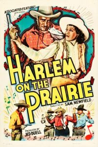 Affiche de Harlem on the Prairie (1937) [domaine public]