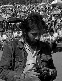 Kevin Carter par Rebecca Heartfile [CC BY-SA 3.0]